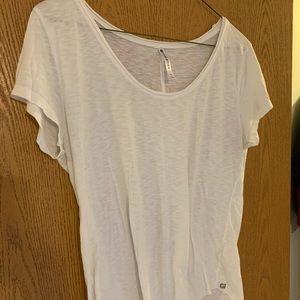 Fabletics White Tshirt